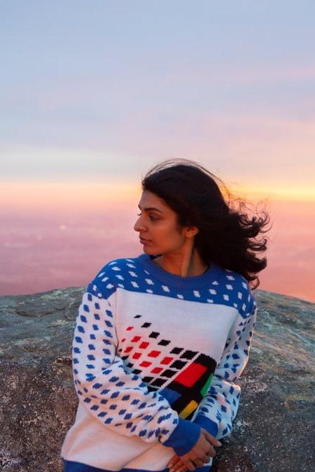 Microsoft Sweater