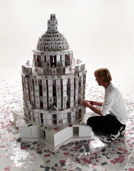 Playing Cards Art