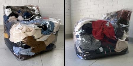 Clothes Storage Chair