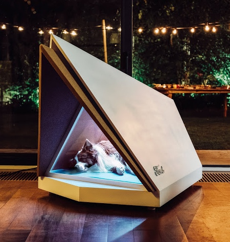 Noise Cancelling DogHouse
