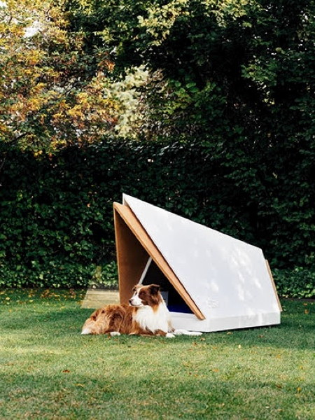 Ford Noise Cancelling Kennel