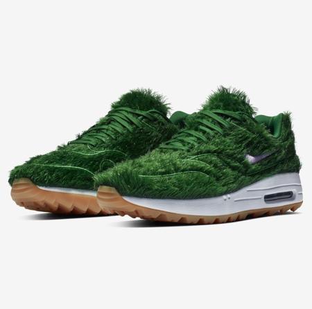 Nike Grass Sneakers