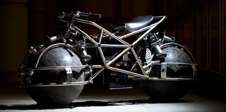 Omnidirectional Motorcycle