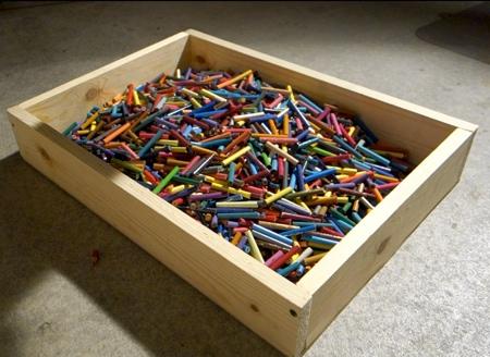 Pencils Electric Guitar