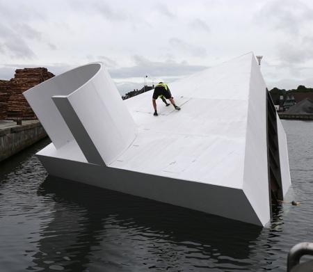 Asmund Havesteen-Mikkelsen Sinking House