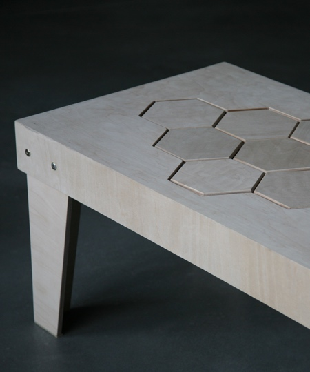 Soft Wood Bench