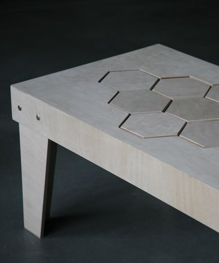 Soft Wood Bench