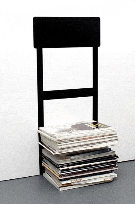 Vinyl Wall Sticker Chair
