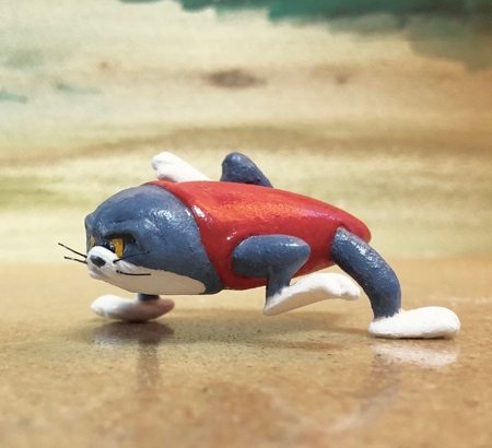 Taku Inoue Tom and Jerry
