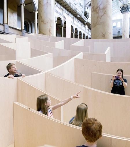 BIG Wooden Maze