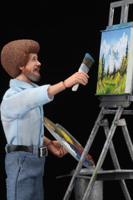The Joy of Painting Bob Ross