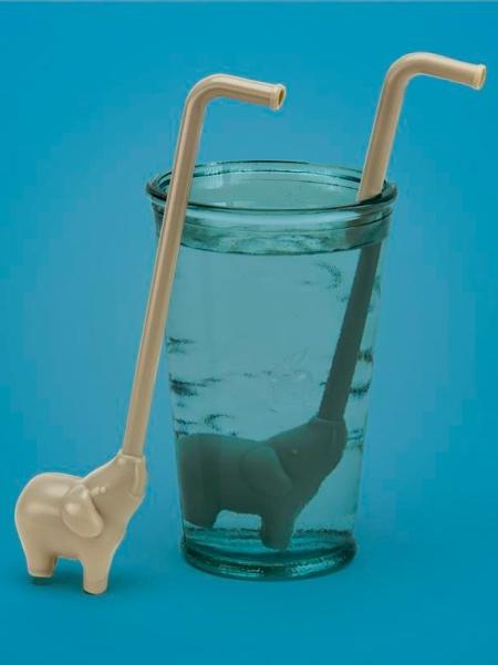 Elephant Straw