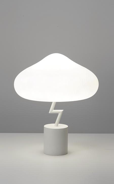 Jiyoun Kim Lightning Lamp