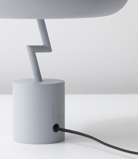 Lightning Table Lamp