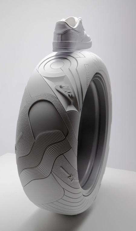 Lexus Nike Car Tires