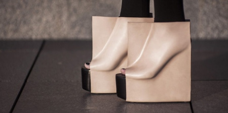 Rectangle Shoes