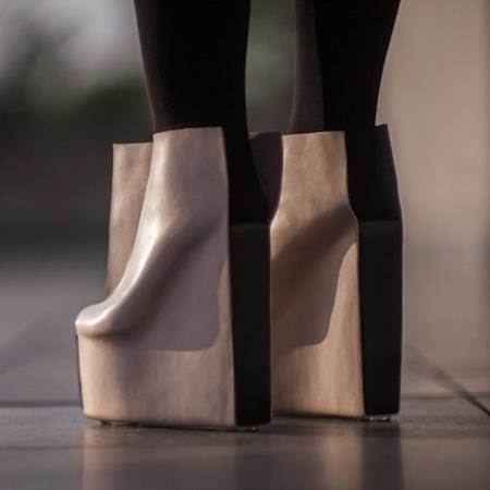 Rectangular Shoes