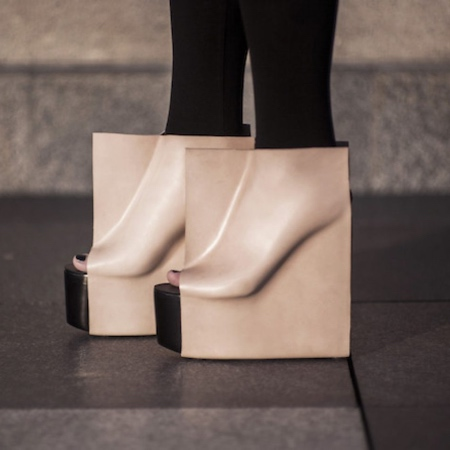 Square Shoes
