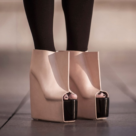 Maria Nina Vaclavek Rectangle Shoes