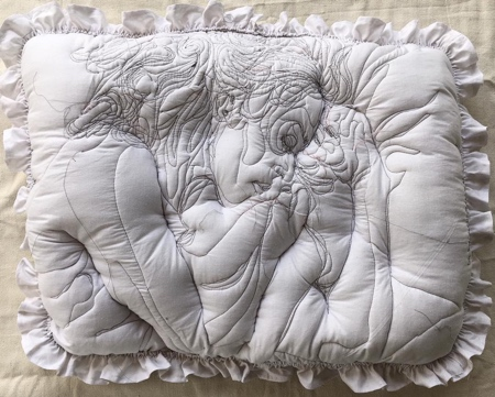 Maryam Ashkanian Pillows