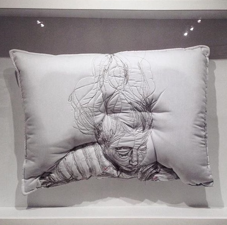 Maryam Ashkanian Pillow