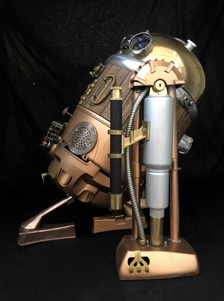 Steampunk Sculpture