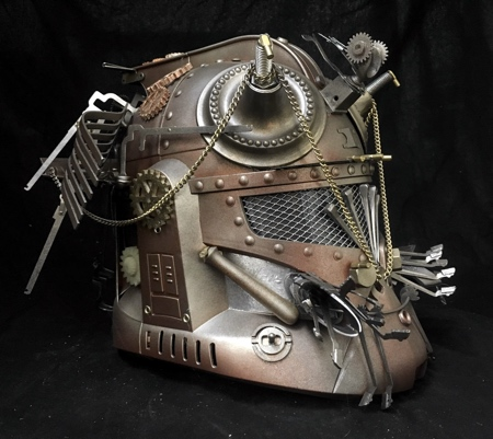 Georges Ayusawa Steampunk Star Wars