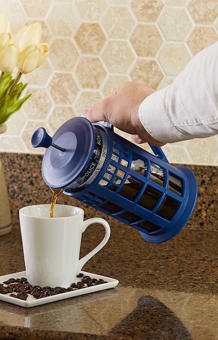 TARDIS Coffee