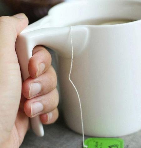 TeaBag Mug