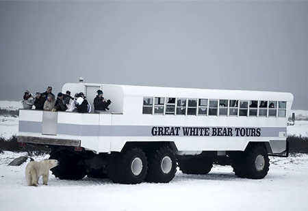 Tundra Hotel on Wheels