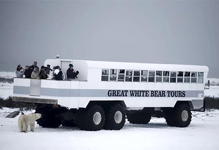 Tundra Hotel on Wheels