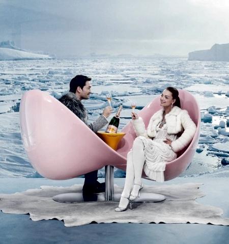 Karim Rashid Valentines Day Chairs