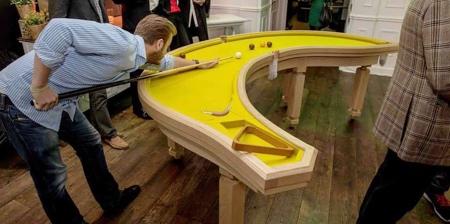 Banana Pool Table