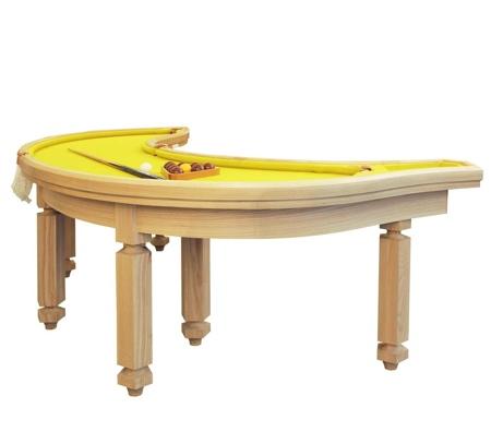 Banana Billiard Table