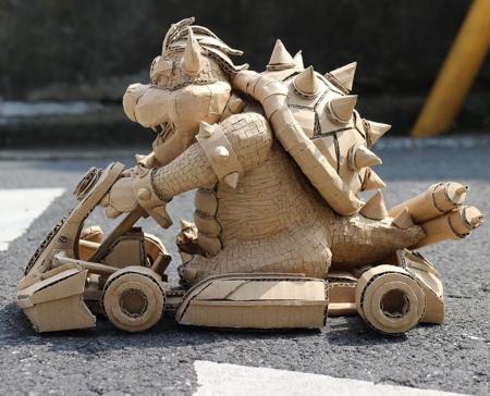 Monami Ohno Cardboard