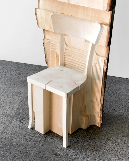 Alicja Kwade Chair