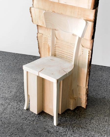 Alicja Kwade Chair