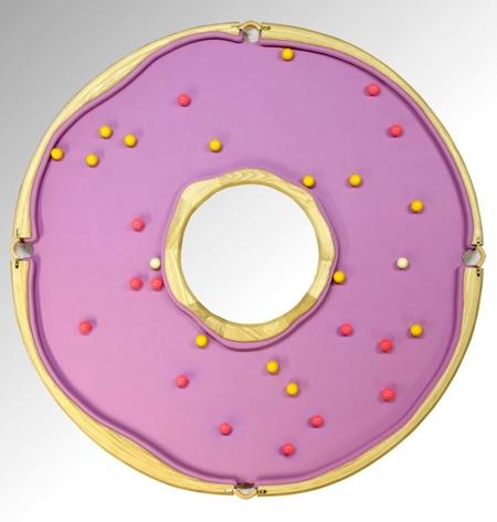 Cleon Daniel Donut Pool Table