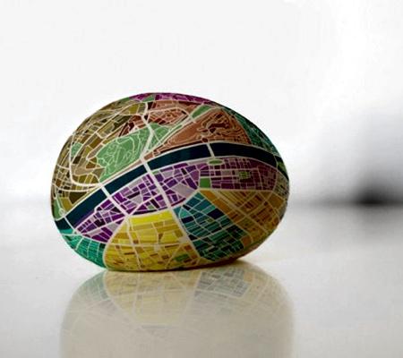 Ball Shaped Map