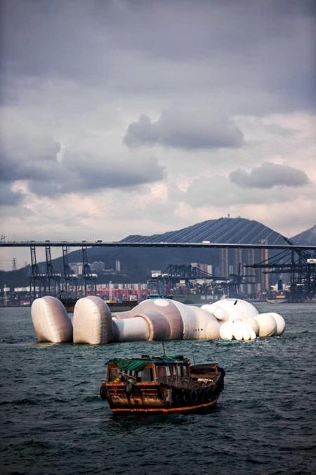 KAWS Hong Kong