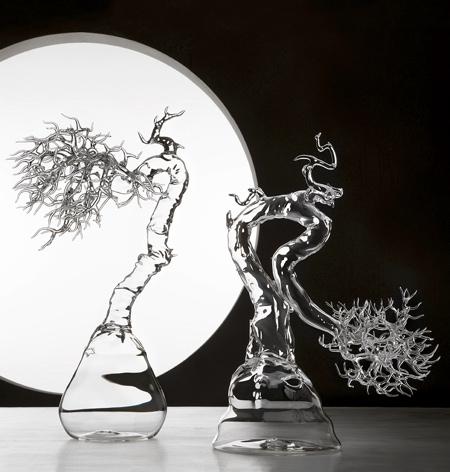 Glass Bonsai