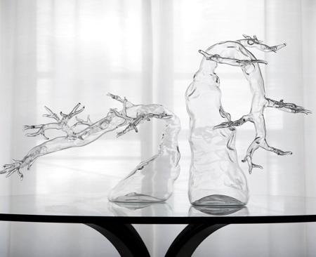 Glass Trees