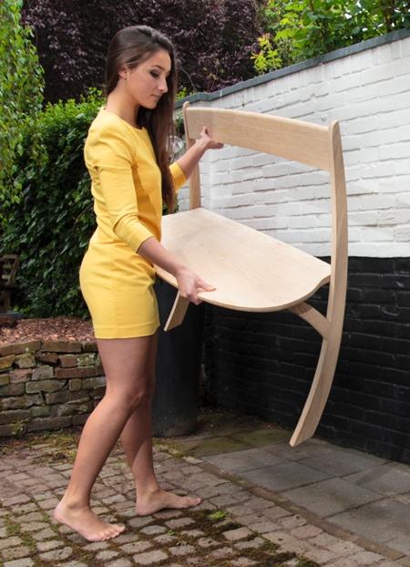 Izabela Boloz Leaning Bench