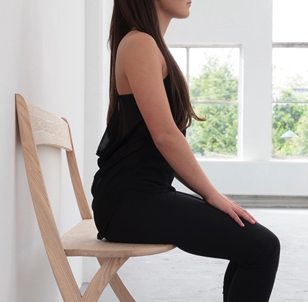 Wall Sit Bench