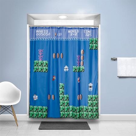 Super Mario Shower