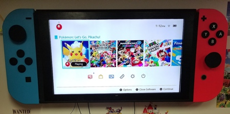 Nintendo Switch TV