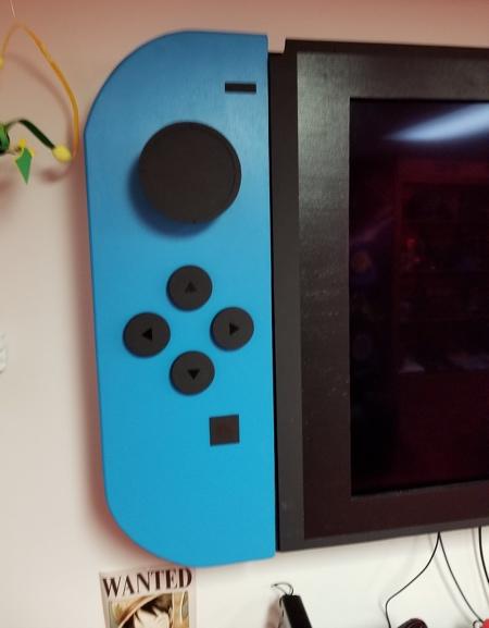 Giant Nintendo Switch