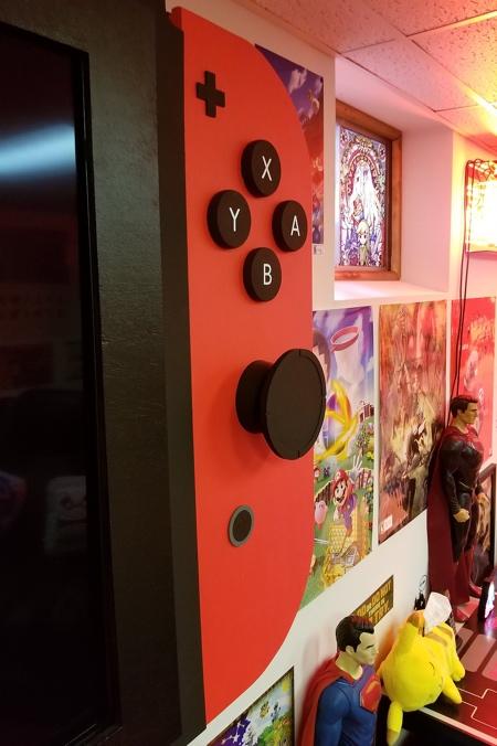 Suprman9 Nintendo Switch TV