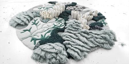Ocean Floor Rug