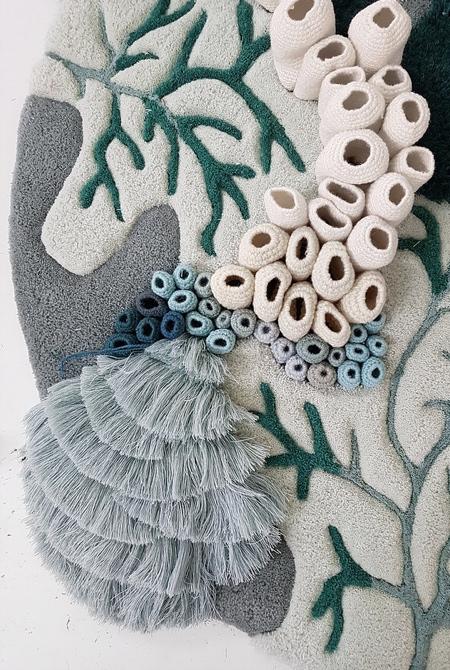 Ocean Floor Carpet